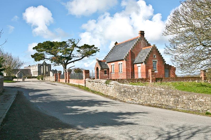 Ardfert Village, home to St brendan.