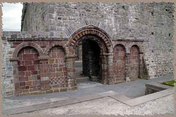 West Doorway - Ardfert Cathedral