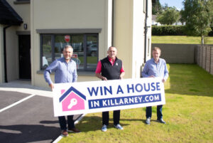 Win a house in Killarney